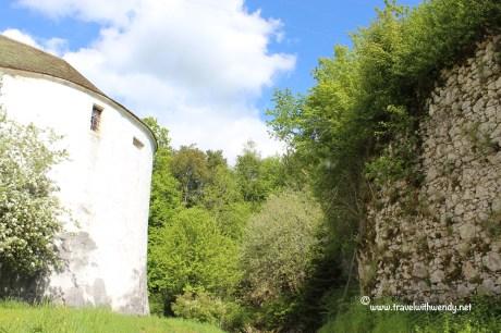 TWW - hiking around the castle