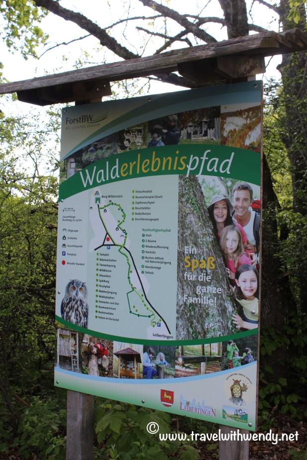 TWW - Hiking maps Wildenstein