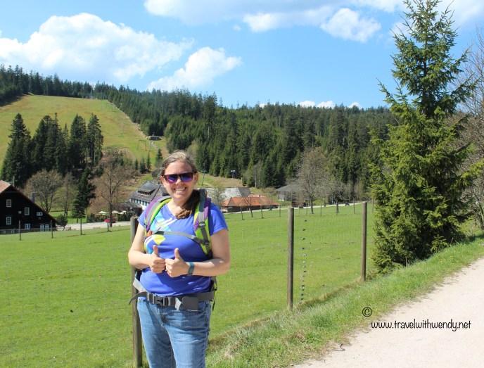 TWW- hiking with Wendy