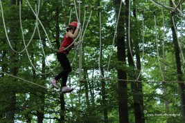 TWW - Jess ropes course