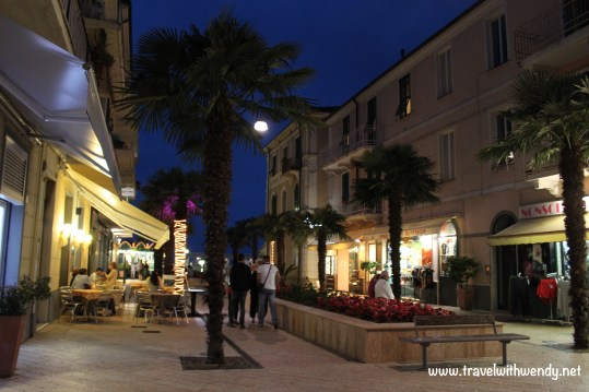 Diano Marina @ Night