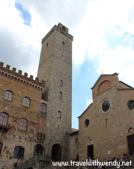 TWW - San Gimignano towers