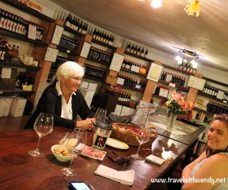 TWW - wine tasting at Cordara Winery Canelli