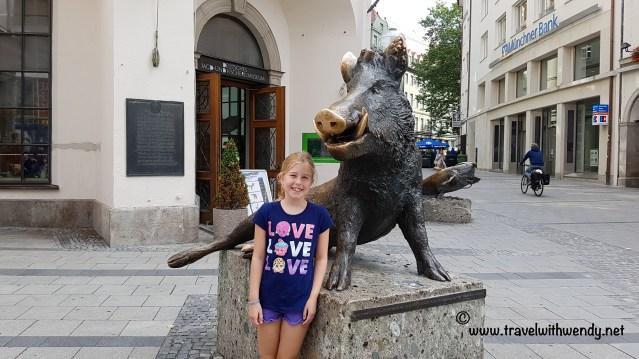 TWW - big wild hog Munchen