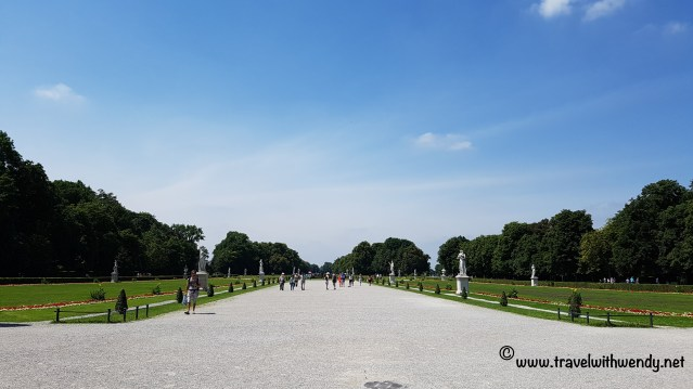 TWW - gardens of Nymphenburg