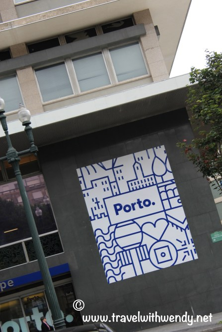 TWW - Porto signs