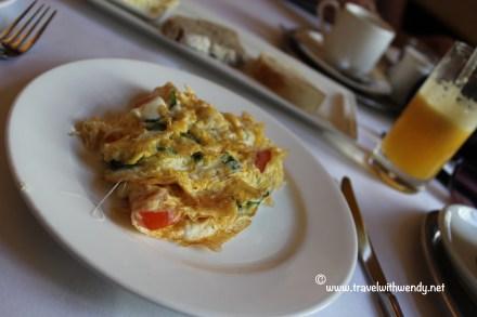 TWW - Quisisano breakfast with eggs
