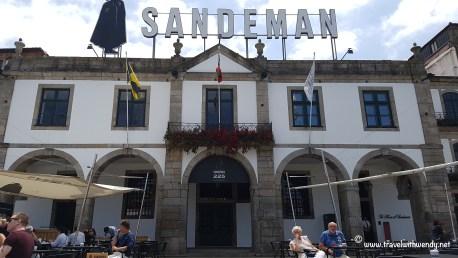 TWW - Sandeman's Porto