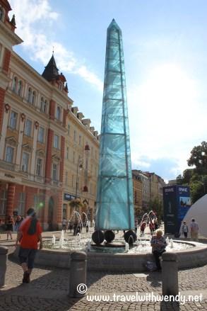 TWW - Water fountain & spring