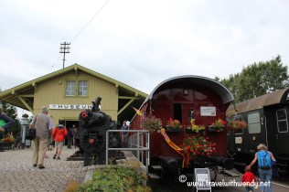 TWW - Train Station Museum