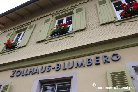 TWW - Zollhaus Blumberg