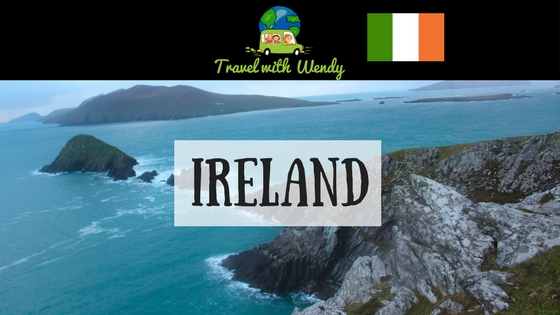Ireland - Cover Page