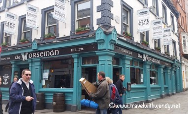 the-horseman-dublin