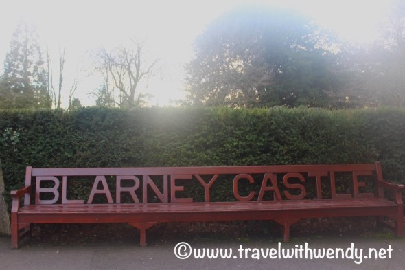 blarney-castle-bench