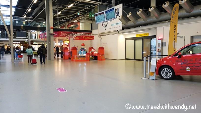 Frankfurt-Hahn Airport