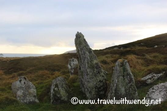 Celtic Volanic Rocks