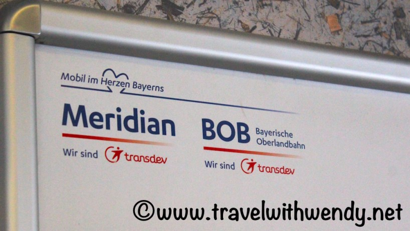 BOB - Bayerische Oberlandbahn