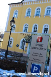 Tourist Information Center - Tegernsee