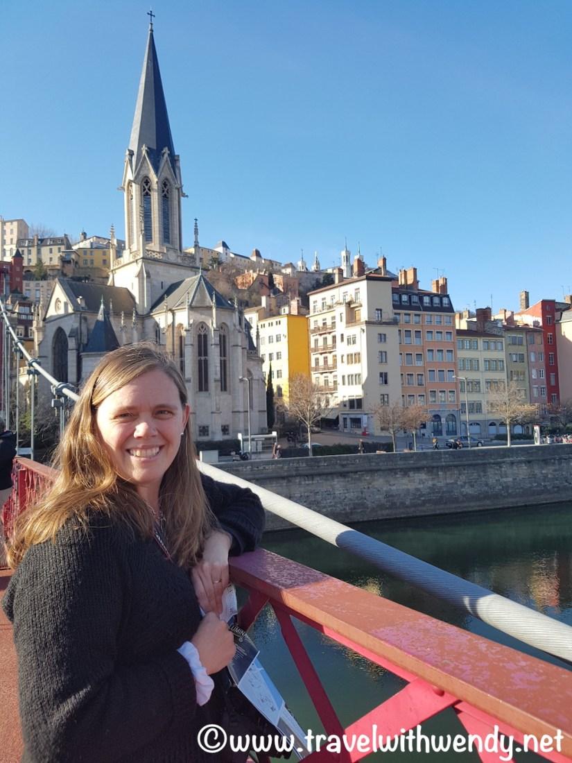 Bridges of Lyon - St. Georges