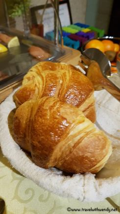 French Croissants in Dijon