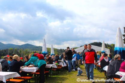 Kappelrodeck picnic area