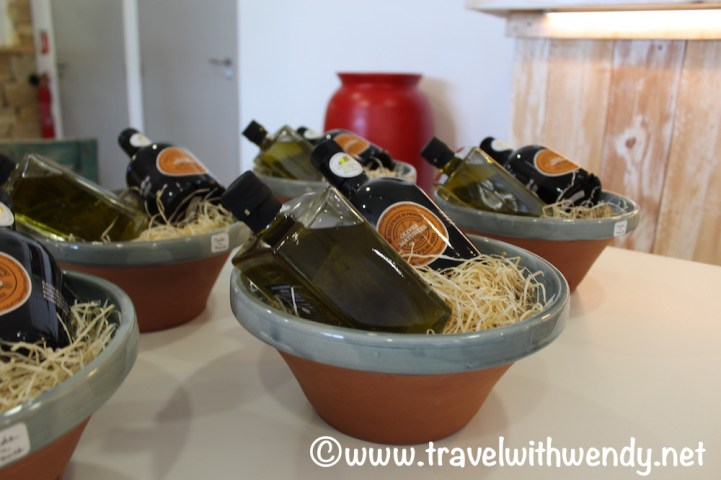 Olive Oil and Wine Bastide du Laval