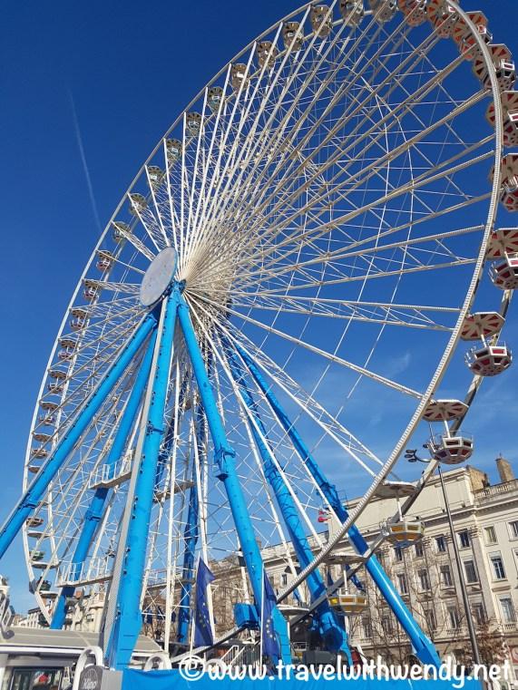 Place Bellecour - Ferris Wheel