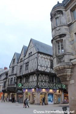 Streets of Dijon