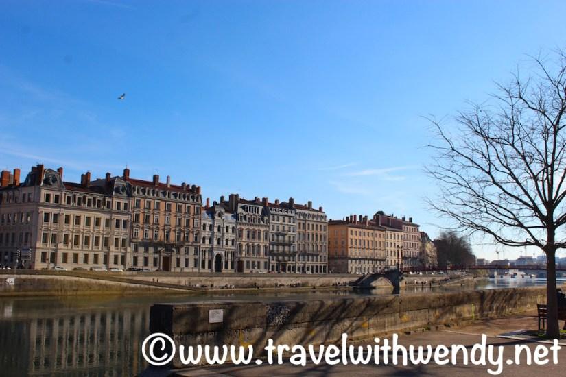 Sunny day - Lyon