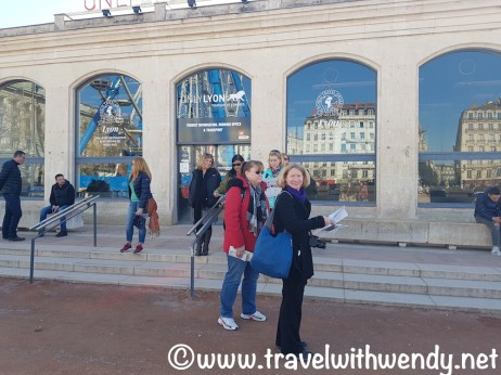Tourism Office - Lyon