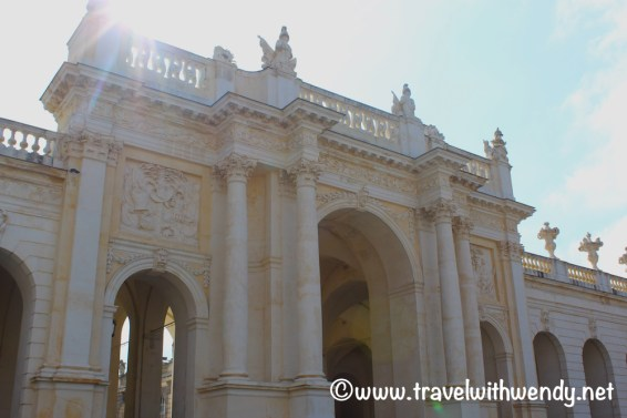 Gates at Place Stanislas