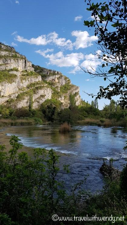 Roški Slap - KRKA waterfalls