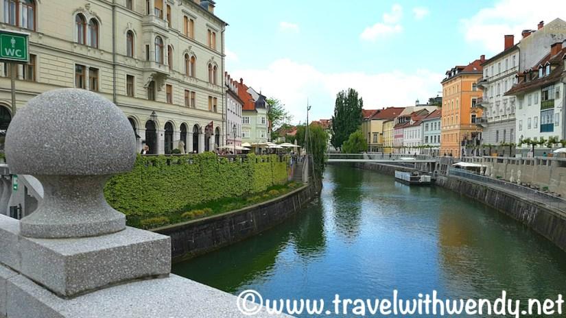 Beauty of Ljubljana