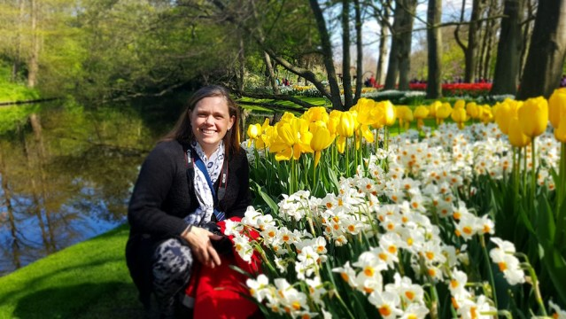 Shot at Keukenhof!