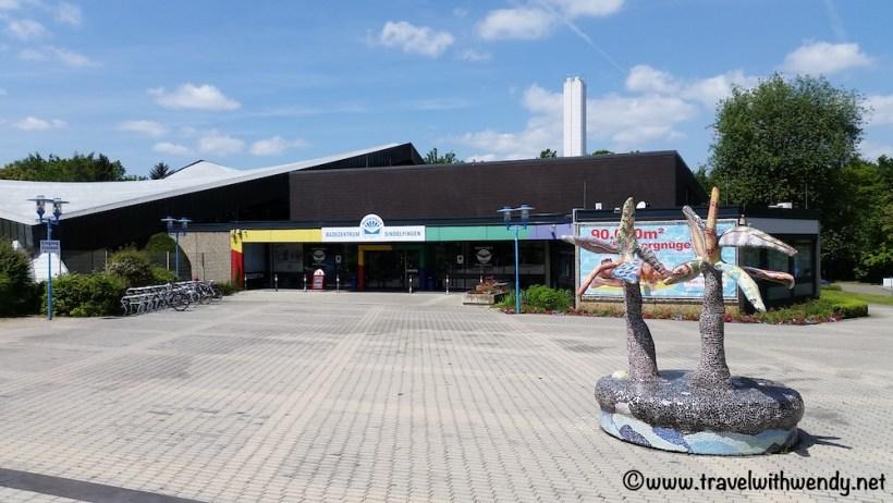 Welcome to the BadeZentrum - Sindelfingen