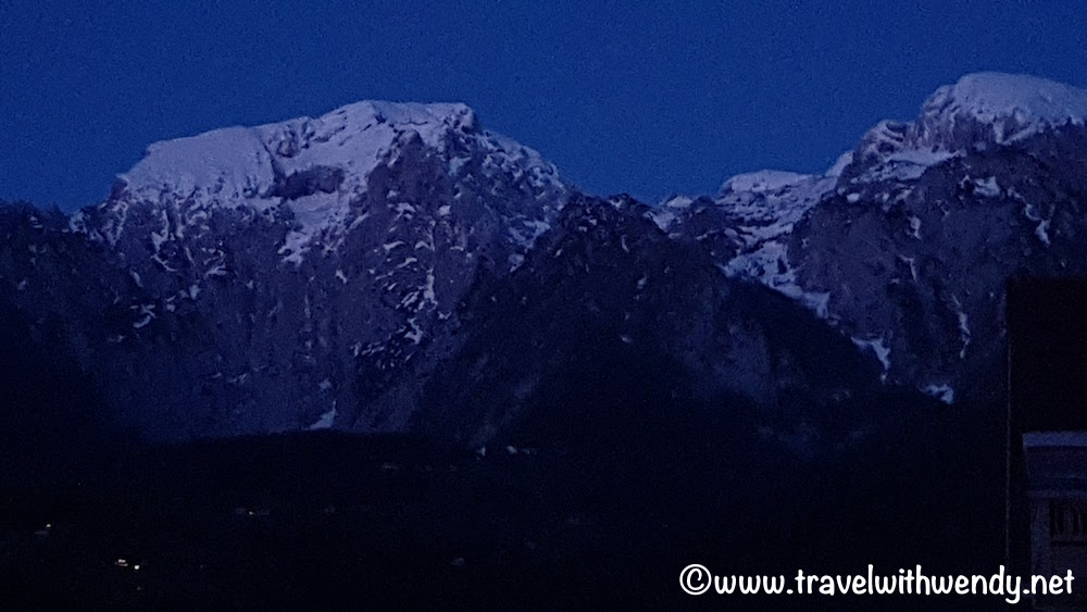 Bavaria at night