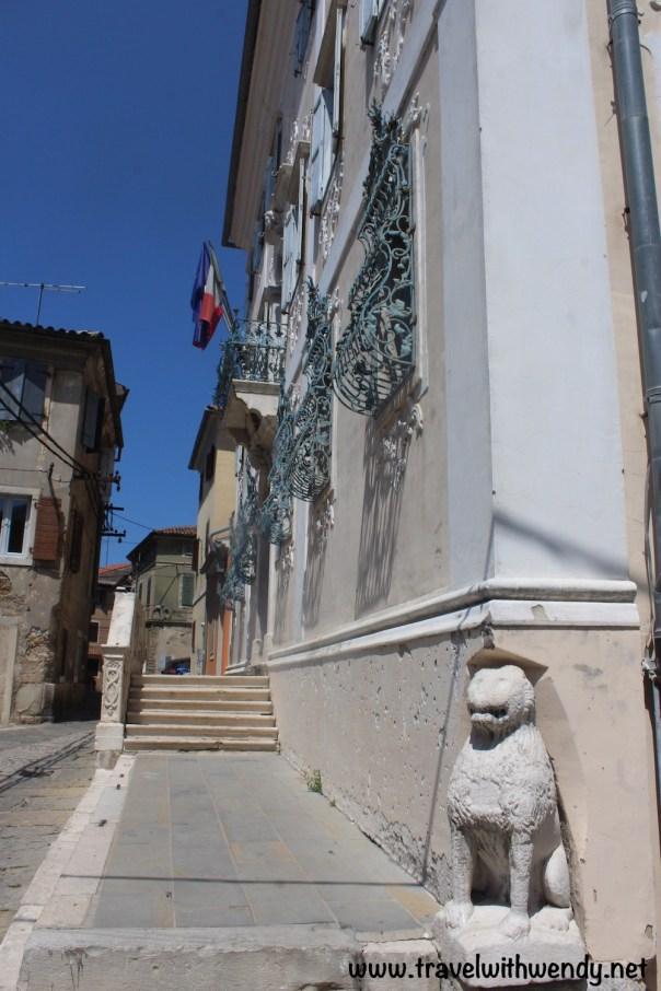 Izola - Piran street views