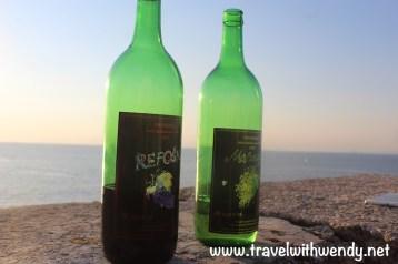 Local wine ~