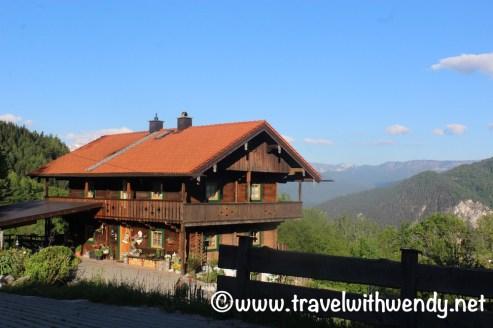 Views of Oberau