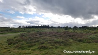 Culloden battlefield - shadows of yesterday