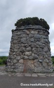 Culloden Memorial for those who fought