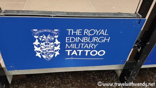 EDINBURGH TATOO - Edinburgh Military Tattoo