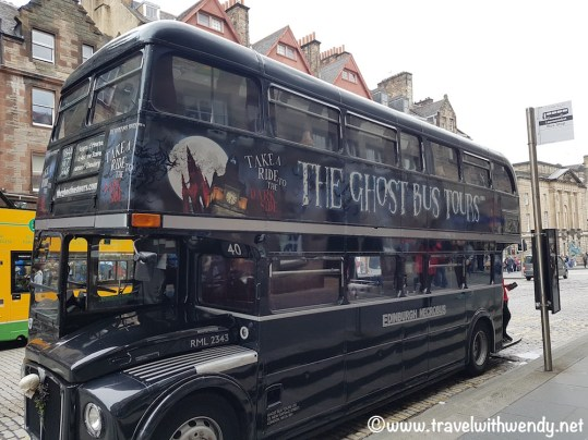 GHOST TOURS - Ghost Bus Tours of Edinburgh