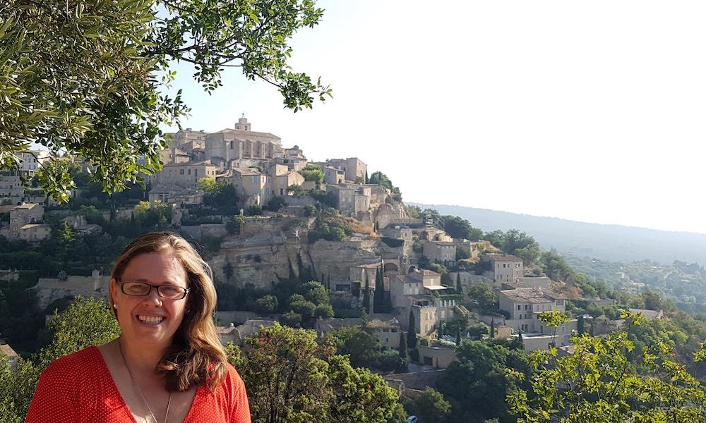Gordes - beautiful hilltop town