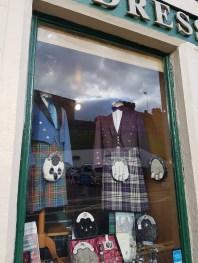 Inverness ~ Kilts and Tartans