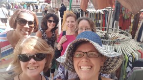 Lourmarin - shopping fun