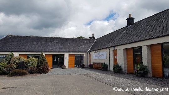 Macallan Distillery Welcome Center