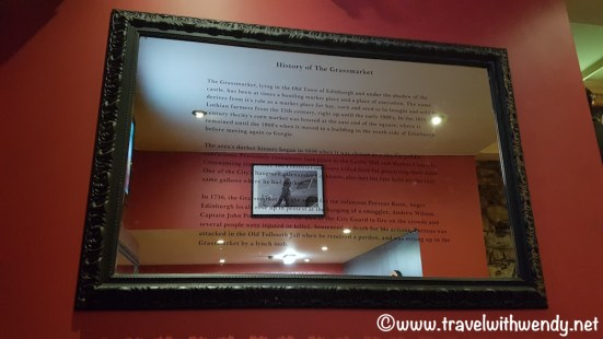 MAGGIE DICKSONS - History of Grassmarket