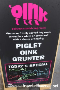 OINK - today's special