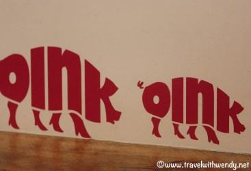 OINK - Visiting Oink - Edinburgh